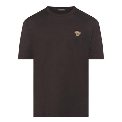 Crew Neck Medusa Logo T-Shirt, ${color}