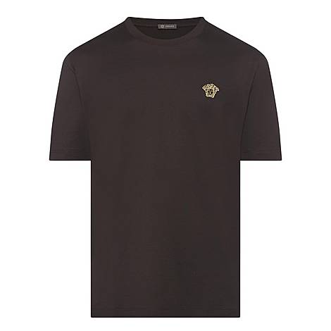 Crew Neck Medusa Logo T-Shirt, ${color}
