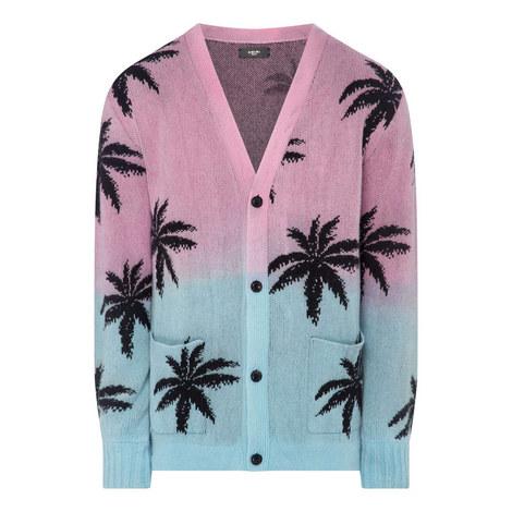 Ombre Palm Beach Cardigan, ${color}