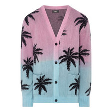 Ombre Palm Beach Cardigan