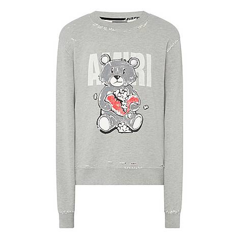 Teddy Repair Sweatshirt, ${color}
