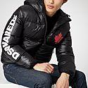 Logo Sleeve Hooded Jacket, ${color}