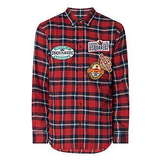 Check Flannel Regular Shirt