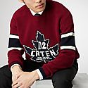 Maple Stripe Sweater, ${color}