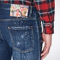 Cool Guy Distressed Slim Jeans, ${color}