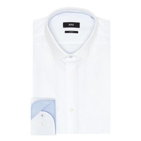 Jenno Micro-Check Shirt, ${color}
