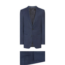 Gelvin Slim Fit Wool Suit