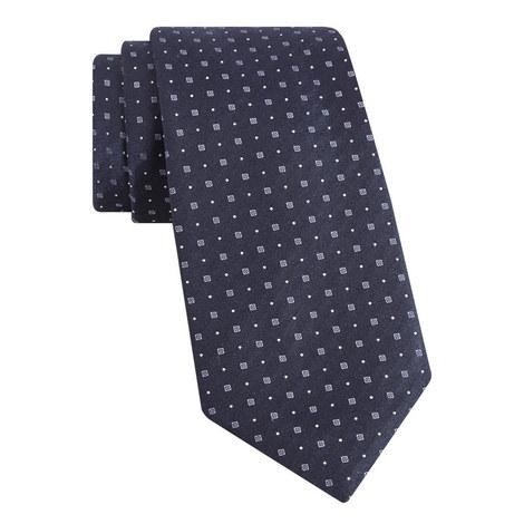 Micro Square Silk Tie, ${color}