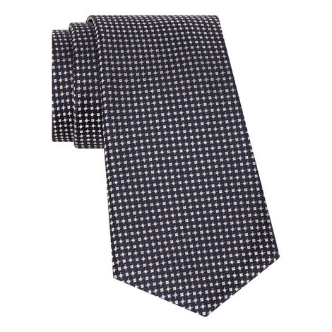 Traveller Diamond Square Tie, ${color}
