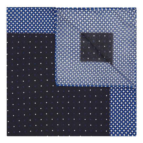 Dotted Traveller Pocket Square, ${color}