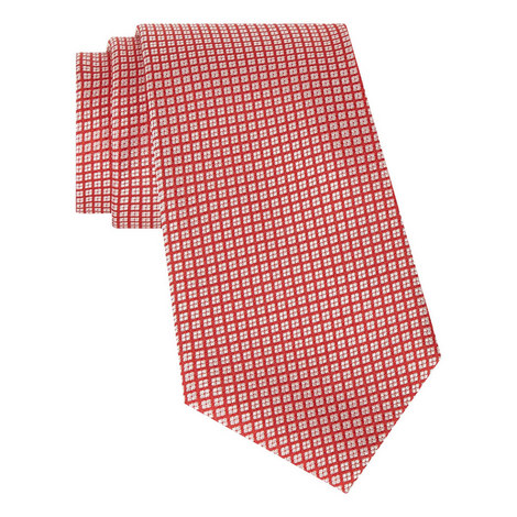 Square Silk Tie, ${color}