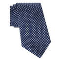 Dotted Textured Tie, ${color}