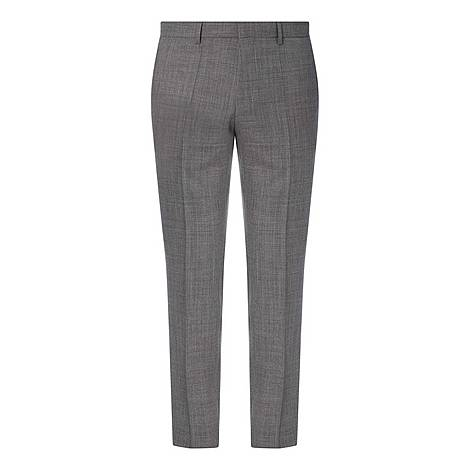 Huye Textured Trousers, ${color}