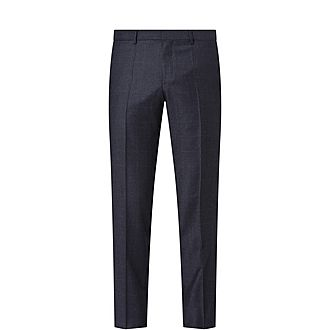 Giro Check Trousers