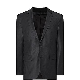 Hadik 2 Slim Fit Wool Jacket