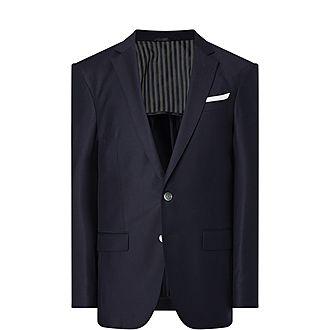 Hartlay Wool Suit Jacket