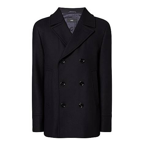 Dunnes Wool Peacoat, ${color}