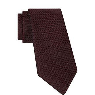 Micro Textured Tie