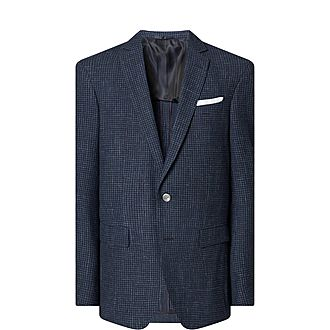 Hartlay Check Jacket