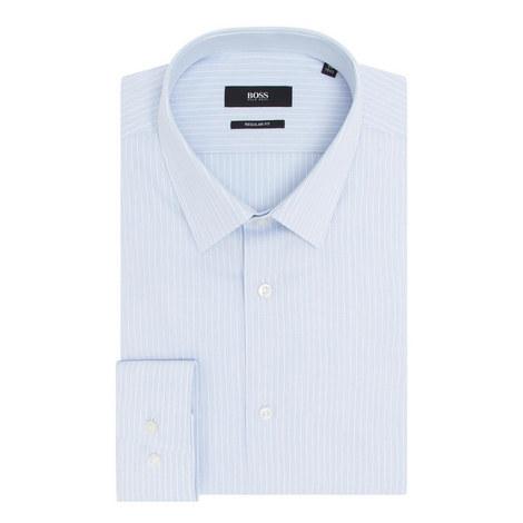 Elliot Stripe Shirt, ${color}