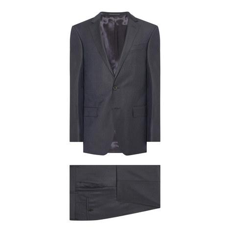 Micro Pattern Huge Genius Suit, ${color}