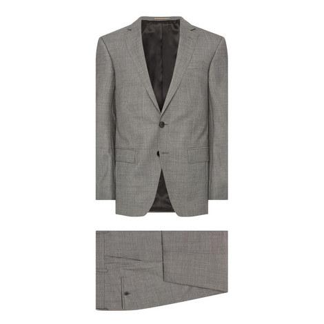 Huge6/Genius5 Textured Suit, ${color}