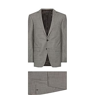 Huge6/Genius5 Textured Suit