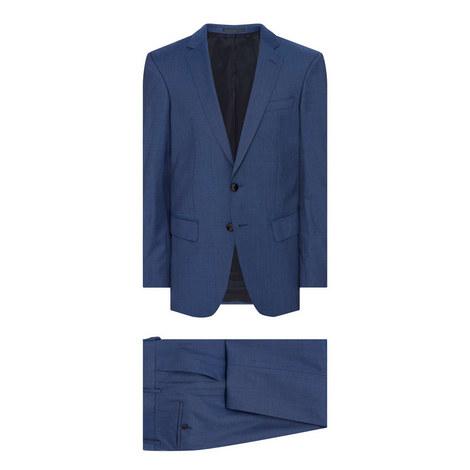 Huge / Genius Textured Suit, ${color}