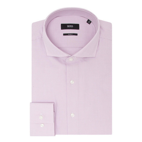 Jason Micro-Print Shirt, ${color}