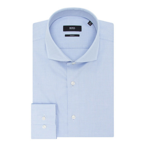Jason Micro Textured Shirt, ${color}
