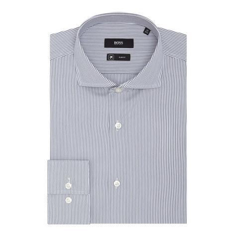 Jason Micro Striped Shirt, ${color}