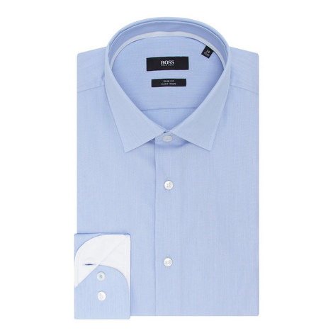 Jesse Fine Stripe Shirt, ${color}