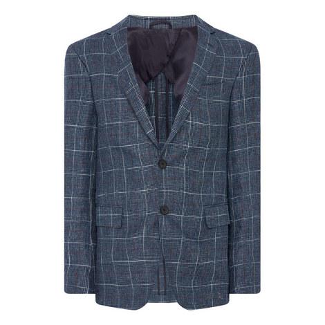 Nosbi6 Check Jacket, ${color}
