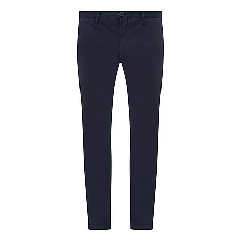 Stannino Slim Fit Trousers, ${color}