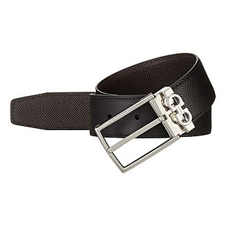 Reversible Small Gancini Belt