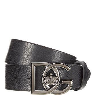 Logo Crown Belt