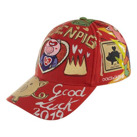 Golden Pig Cap, ${color}