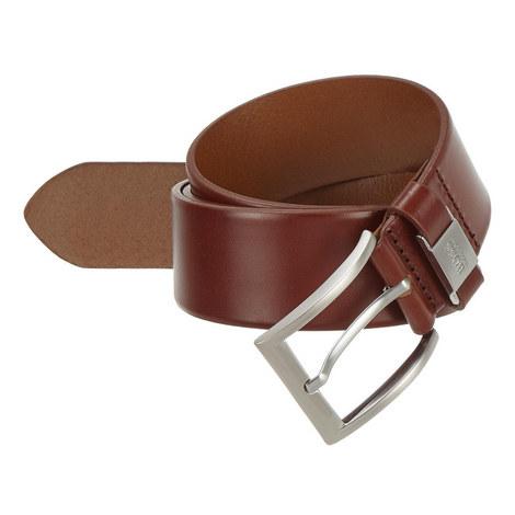 Connio Leather Belt, ${color}