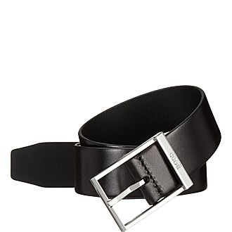 Cyrus Leather Belt