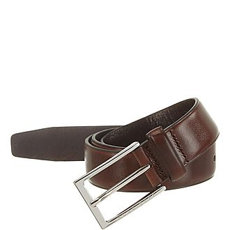 Cedys Patent Leather Belt