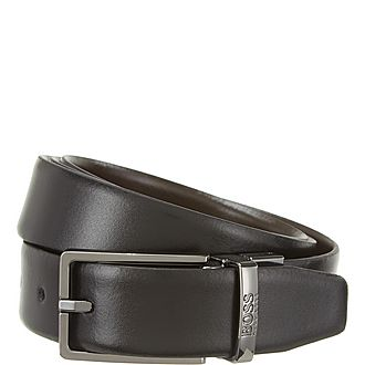Onel Reversible Leather Belt