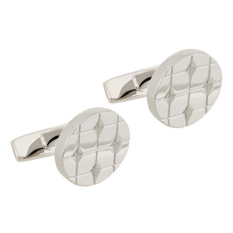 Fred Round Cufflinks, ${color}