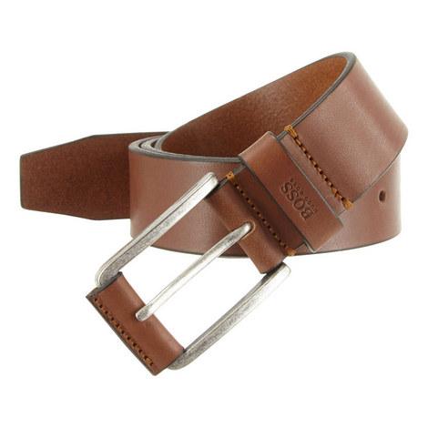 Seon Leather Belt, ${color}