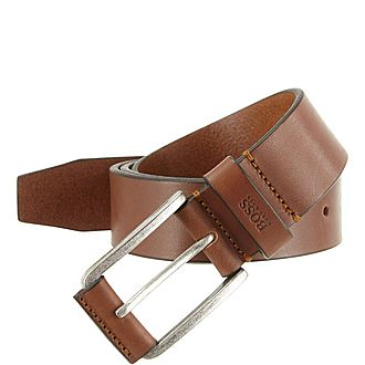 Seon Leather Belt