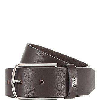 Jemy Leather Belt