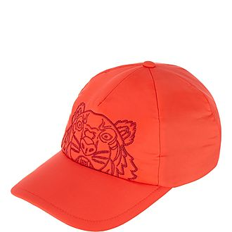 Tiger Logo Baseball Cap