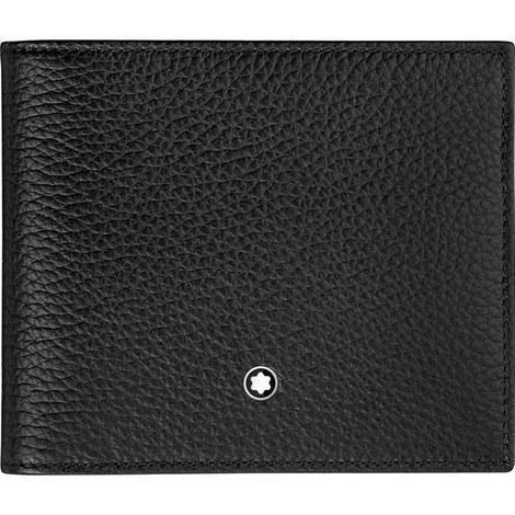 Soft Grain Billfold 8cc Wallet, ${color}