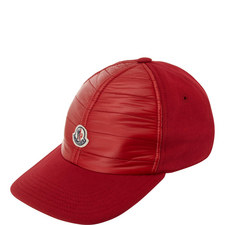 Quilted Baseball Cap