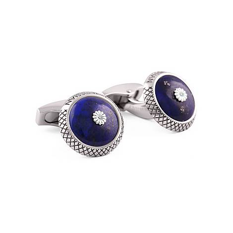 Round Dome Cufflinks, ${color}