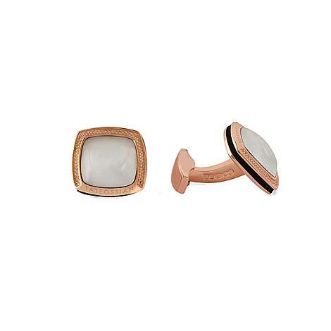 Rectangular Pearl Cufflinks, ${color}